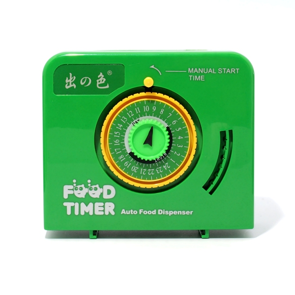 Fish-food-timer-Green